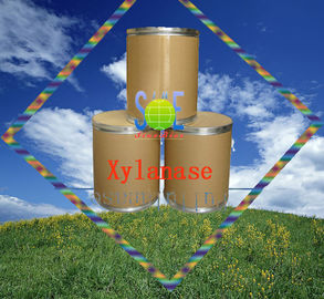 China Powdered Xylanase Enzyme CAS 9025-57-4 Feed Additives For Animals Szym-XY100FE supplier