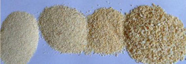China Orange Red Dehydrated Vegetables Dried Carrot Granules By Hot - Air Drying SDV-CARG supplier