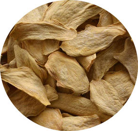 China Food Spice Light Brown Dried Ginger Slices With 2mm Thickness SDV-GINSL supplier
