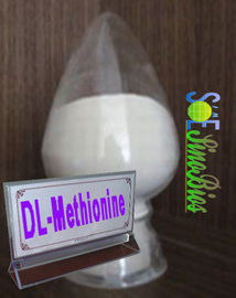 China 99% Pure Amino Acid Powder DL-Methionine for Animal Feed Nutrition SAA-METDL99 supplier