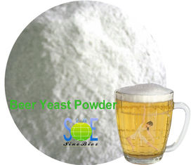 China 60% Crude Protein Brewers Yeast Animal Feed Fodder Yeast SYE-BE60 supplier