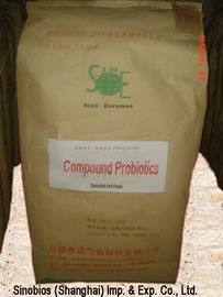 China Compound Probiotic Feed Additives Efficient Microorganism GMP / ISO Certificated SEM-COM20BI supplier