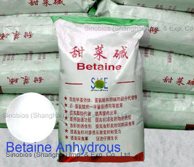 China Animal Feed Additives White Betaine Anhydrous Powder Assay 98% SBC-BETA98 supplier