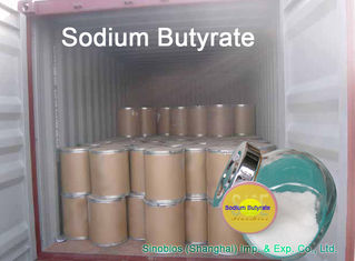 China Nutritional Feed Additive Sodium Butyrate Powder 98% Purity STE-SOBU98P supplier