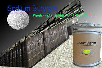 China Biochemical Supplements Sodium Butyrate Granule Feed Additives For Animals STE-SOBU50G supplier