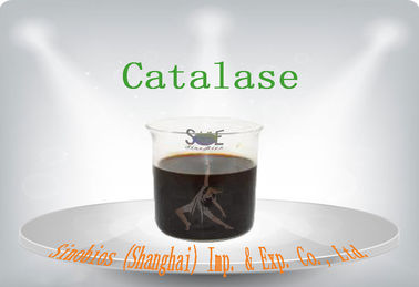 China Industrial Grade Enzyme Catalase Liquid 200000u/mL for Textile Szym-CAT200LT supplier