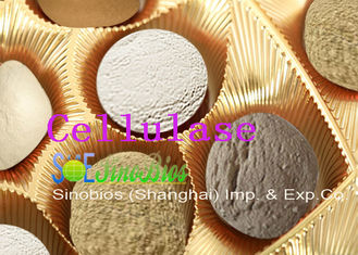 China Acid Cellulase Additive Animal Feed Enzymes Cellulose Powder Szym-ACE10FE supplier