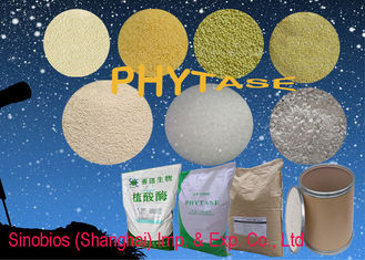 China Animal Universal Nutrition Supplements Enzyme Phytase Granular Feed Grade Szym-PHY10GH supplier