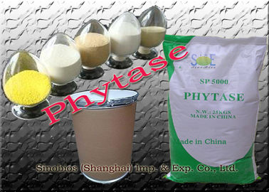 China 100000u/g Enzyme Phytase Powder Nutritional Feed Additives Szym-PHY100P supplier