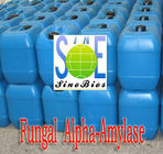China Slight Fermentation Odor Liquid Fungal Alpha Amylase For Beer Brewing SINOzym-FAA20LBE factory