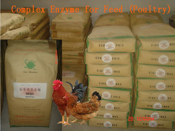 China Brown Compound Feed Enzymes In Poultry Nutrition Prevent Diarrhea Szym-nutriPO factory