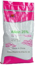 China Biochemical Feed Grade 25% Allicin Garlic Powder Supplement SBC-ALL25 distributor