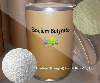 China Granulated Sodium Butyrate Supplement Assay 90% Feed Additives For Poultry STE-SOBU90G distributor